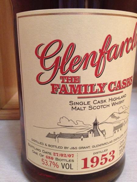 グレンファークラス Glenfarclas