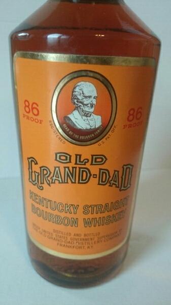 オールド・グランダッド Old-Grand-Dad
