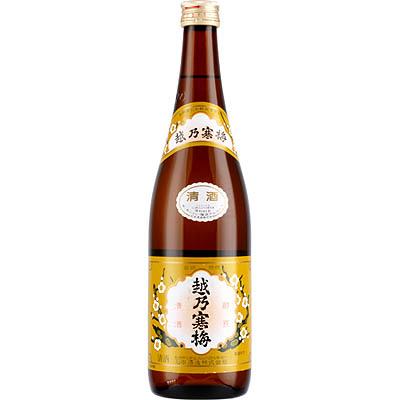 越乃寒梅 Koshinokanbai