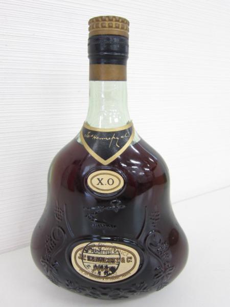 ヘネシー エクストラ グリーン瓶