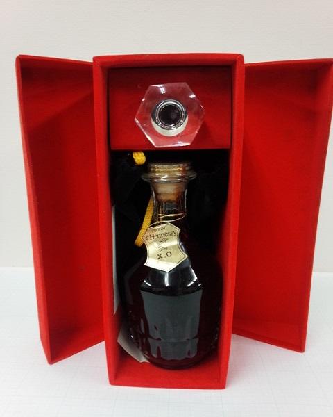 ヘネシー (Hennessy) XO カラフェ バカラ