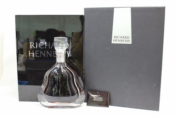 ヘネシー Hennessy リシャール RICHARD 700ml 完備品