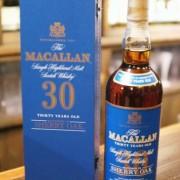 マッカラン30年  サントリー正規品