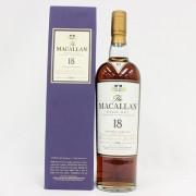 マッカラン 18年 1986 箱付 シングルモルトウイスキー
