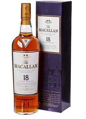 マッカラン18年【1996】700ml 1本 正規輸入品