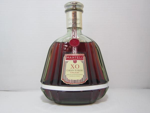 マーテル XO コルドンスプリーム グリーンボトル