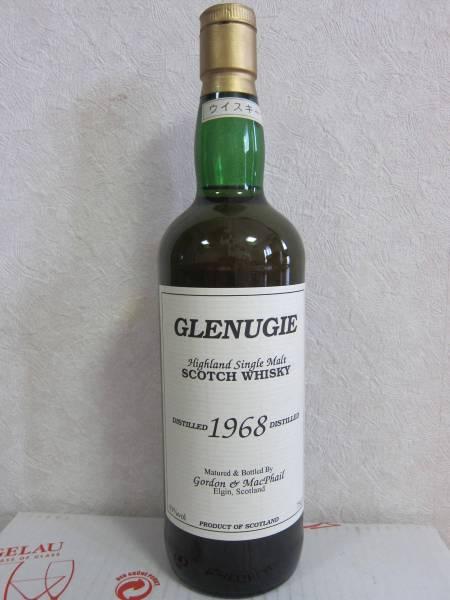 グレンアギー 1968 Gordon & MacPhail Glenugie