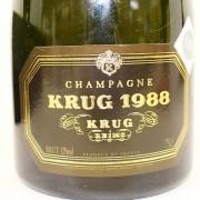 箱付 KRUG(クリュッグ) ヴィンテージ 1988年