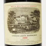 シャトー・ラフィット・ロートシルト (Chateau LAFITE ROTHSCHILD) 2000年