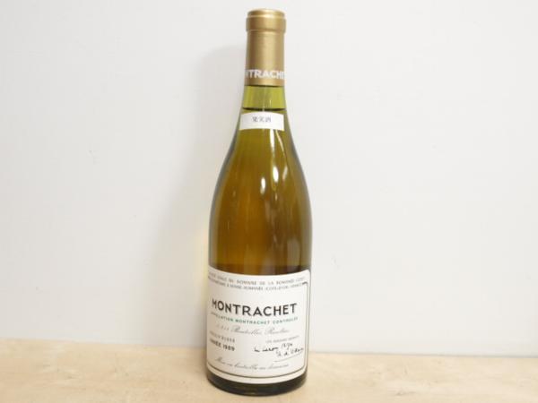 DRC Montrachet モンラッシェ 1989