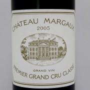 CH.MARGAUX(シャトー マルゴー)2005年