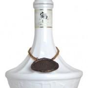 ニッカ 鶴17年 陶器