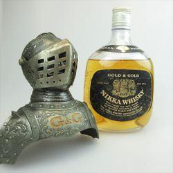 ニッカウヰスキー 西洋甲冑騎士ボトル